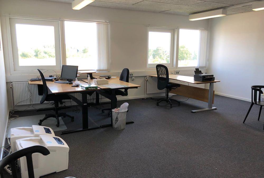 ledige kontorlokaler til leje